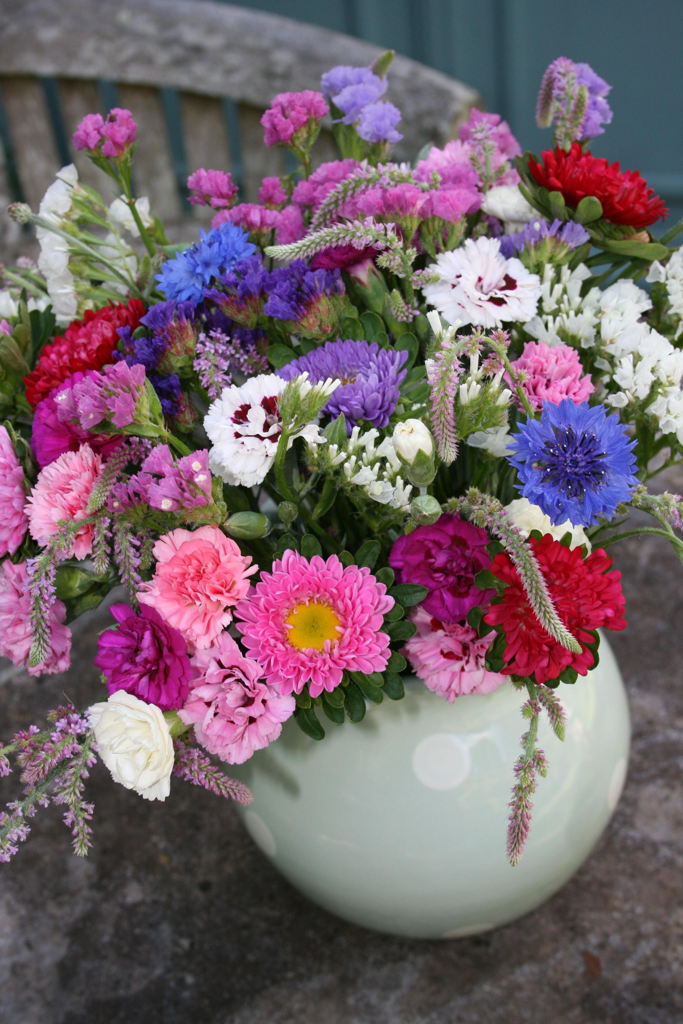 Flower subscription cornish blooms subscription flowers izmirmasajfo