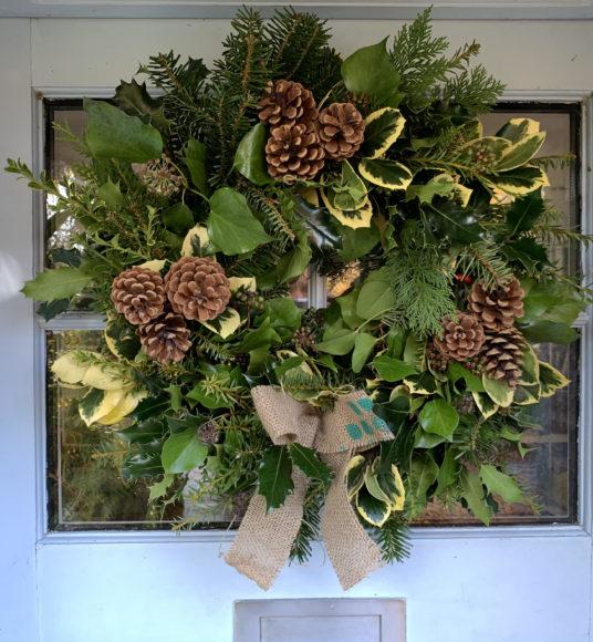 19+ Fresh christmas wreaths for graves uk info